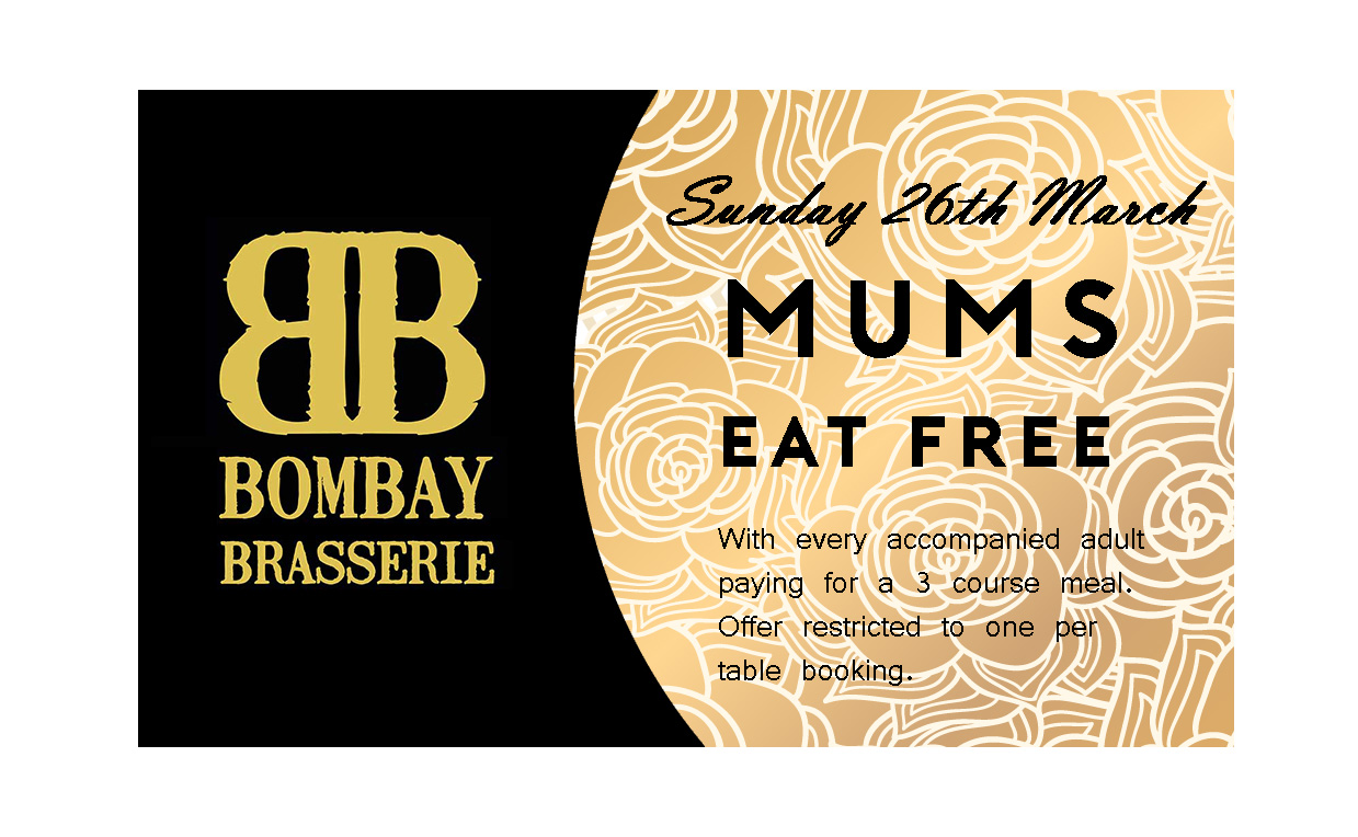 Book a table on Mothers Day